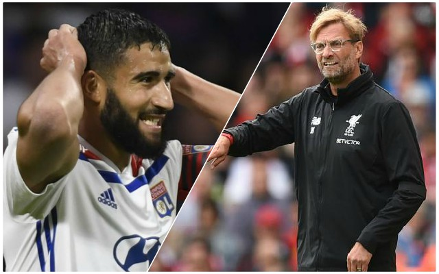 The two reasons Nabil Fekir didn't sign for the Reds