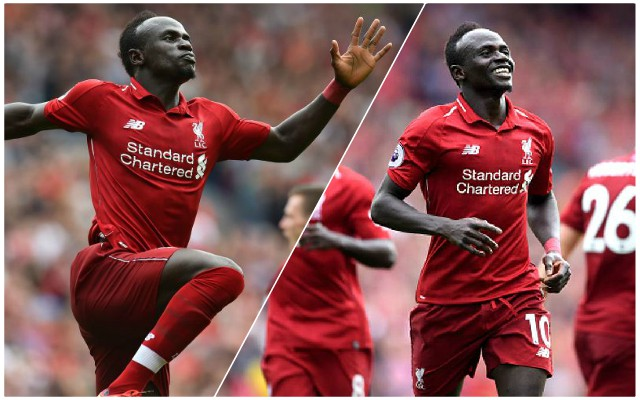 What Sadio Mane really thinks about the Reds title run-in