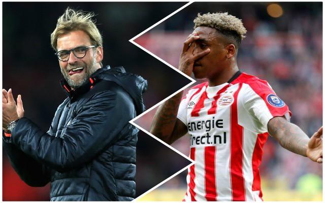 Dutch reports suggest Jurgen Klopp is keen on £26 million winger