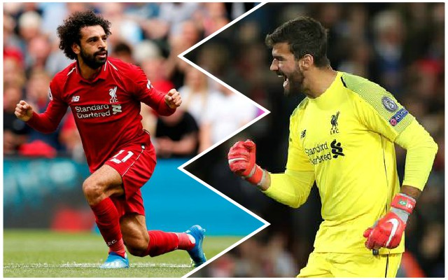 The three best stats ahead of LFC v Leicester City