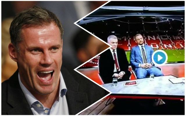 Carra makes hilarious appearance on Manchester United's TV channel