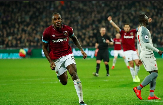 Antonio says 'rigid' Liverpool won't win the title