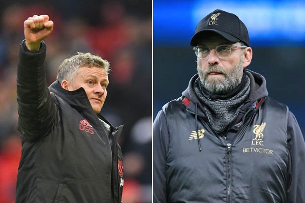 Klopp savages United after journo asks for his 'advice' on their pitiful loss v City