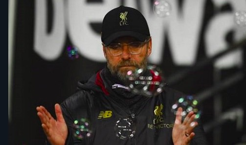 Klopp hits back at Mark Noble comments after West Ham draw