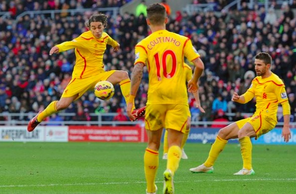(Video) The one genius thing Markovic (nearly) did for Liverpool