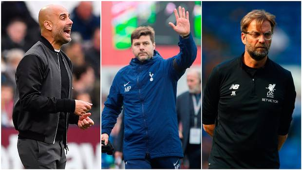 'No narrative – Just facts…' Who's actually bottling the title race