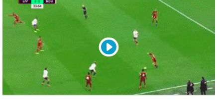 (Video) Gini Wijnaldum makes it 2-0 with sublime lobbed finish