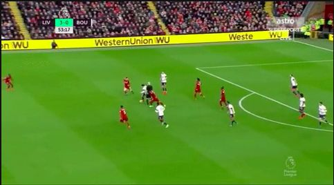 (Video) Superb five-man counter-press sums up Liverpool's display vs. Bournemouth