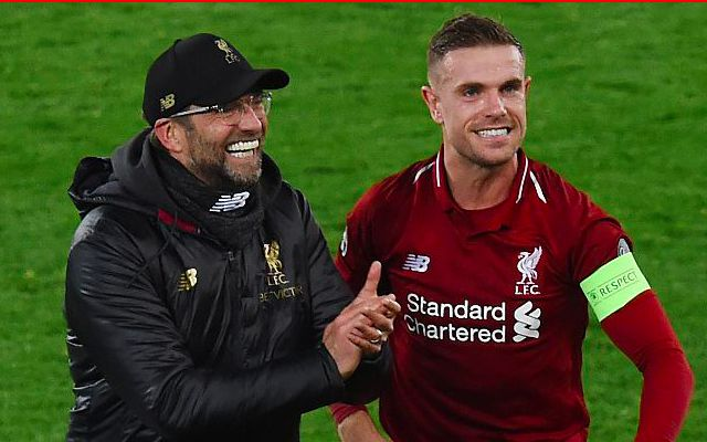 Watch: Outstanding Jordan Henderson dominates midfield vs. Bayern Munich