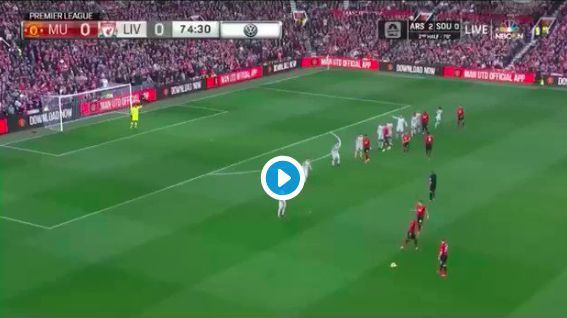 (Video) Matip's horror own goal chalked off for offside…