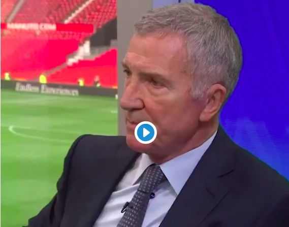 (Video) Sky presenter David Jones annoys Souness: 'Why are you looking at me like that?'