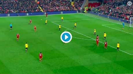 (Video) Divock Origi scores lovely solo goal to put Liverpool 3-0 up