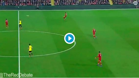 (Video) Trent's record-breaking, world-class Anfield performance v Watford