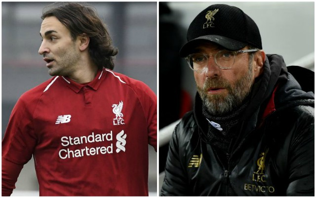 How Klopp reacted to Lazar Markovic's deadline-day move to Fulham…
