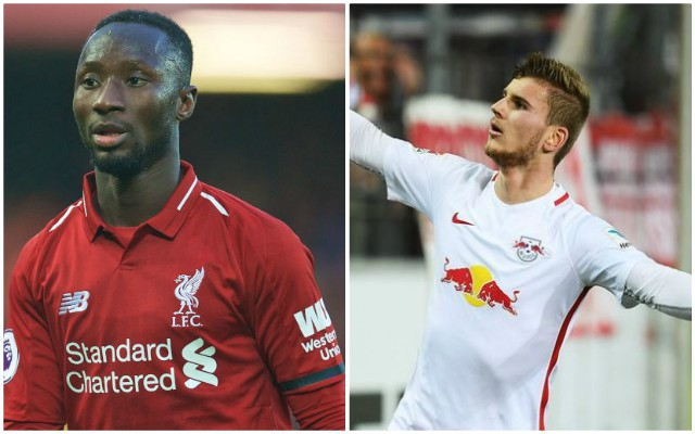 Agent Naby Keita alludes to role in Timo Werner transfer amid Liverpool links