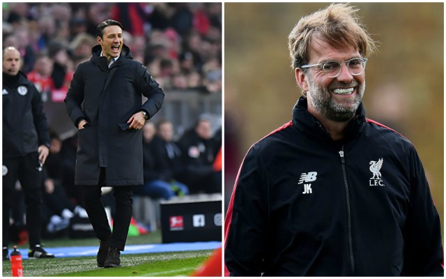 Why Bayern boss Niko Kovac apologised to Jurgen Klopp at full-time
