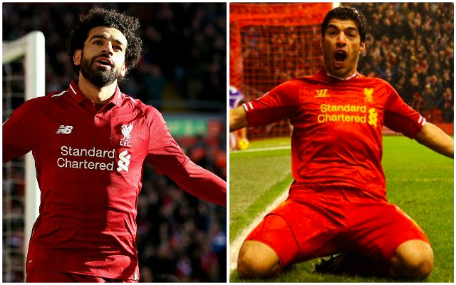 Mo Salah does something no player has achieved since Luis Suarez