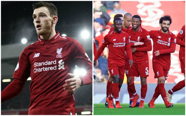 'There's a pattern emerging' – Robertson singles out Liverpool teammate after Bournemouth win
