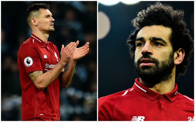 Mo Salah shaves off his beard… Dejan Lovren has already responded