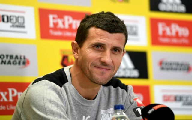 Watford's manager states tactical ambitions for Anfield clash, but we're not sure he means it…