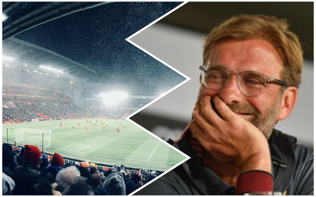 LFC want games at Anfield; Klopp will send message to fans to avoid congregating outside