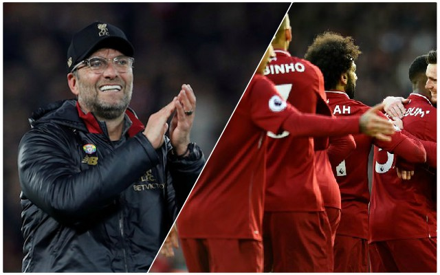Klopp singles out one man for special praise after sensational showing