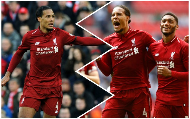Van Dijk's former coach makes big claim about defender