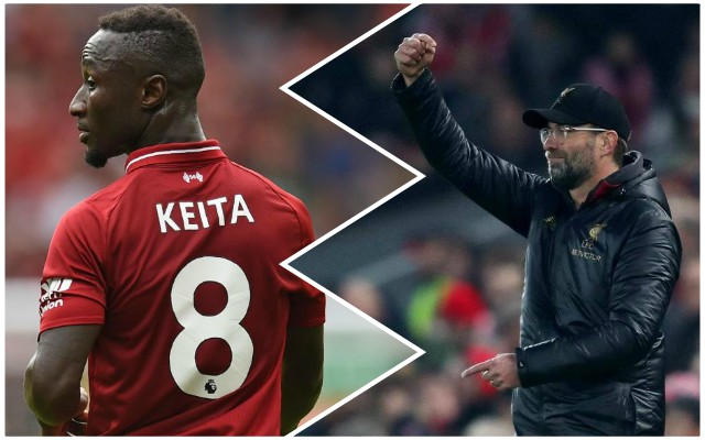 Keita outlines why he moved to 'sensational' Reds over Euro giants – and states LFC ambition