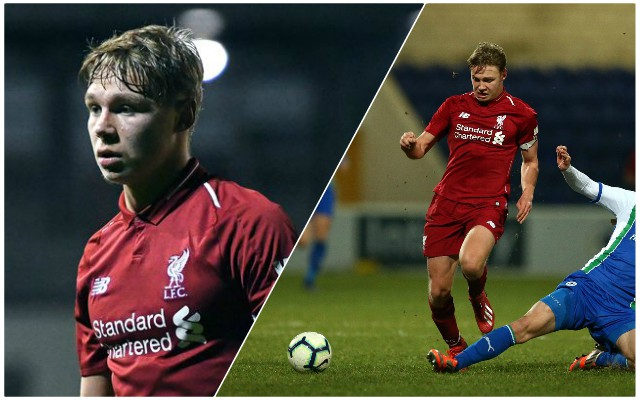 All you need to know about the 22-goal wonderkid set to sign his first LFC contract