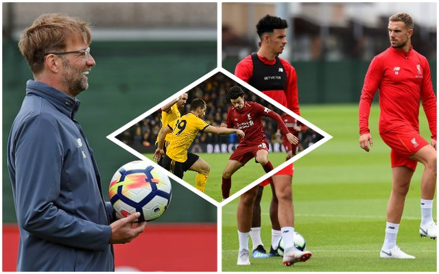 Curtis Jones praises Jurgen Klopp as he outlines his Reds dream