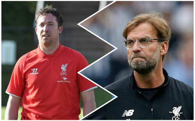 LFC legend gives three excellent reasons why to trust Klopp, new signings or not