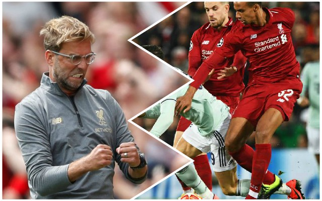 Potential Liverpool XI v Manchester United, as Klopp faces massive midfield decision