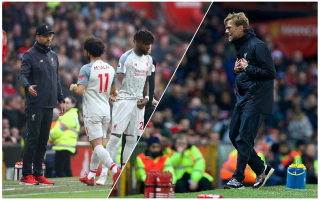 'What is going on?' Klopp explains how he felt during awful LFC performance