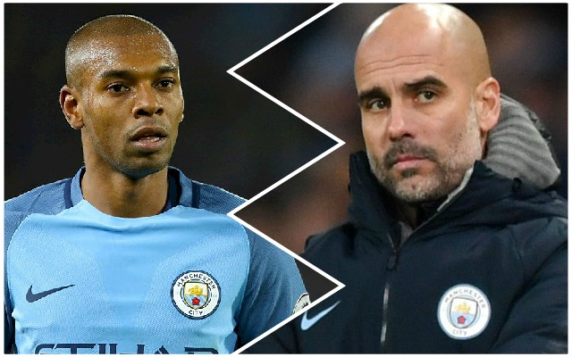 Fernandinho fires warning to Liverpool ahead of Anfield
