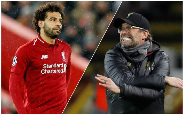 Klopp makes admission about Salah struggles – but backs his man