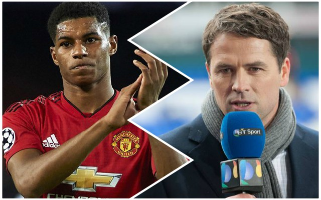 Manchester United fans are furious with Michael Owen's latest comments