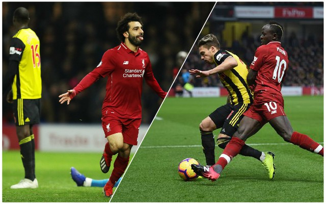 All the best stats you need to know ahead of LFC v Watford