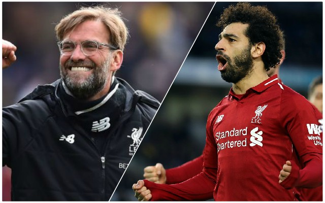 Klopp says papers will get player ratings for Mo Salah v Burnley wrong