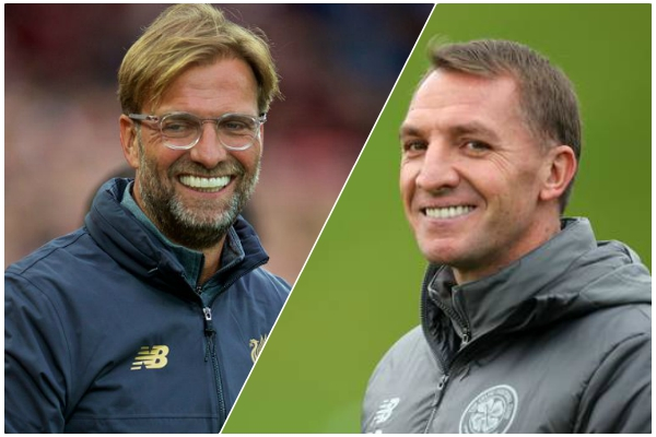Klopp's reason why he doesn't want Rodgers to manage this PL side is great
