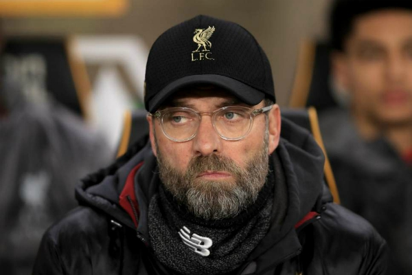 Klopp takes shot at Manchester journalists for stupid line of questioning