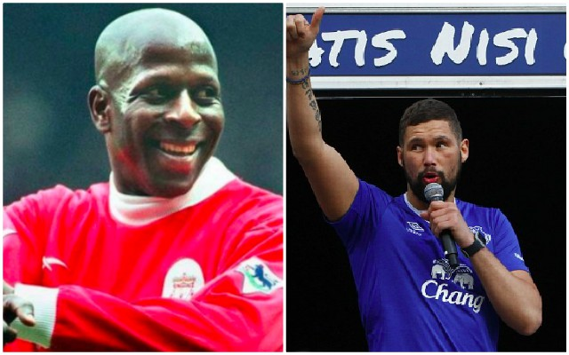 'Titi Camara' & Tony Bellew fighting on Twitter is outstanding Derby Day content