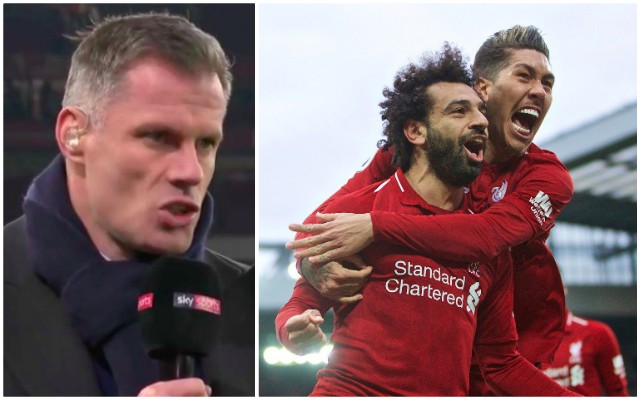 (Video) Jamie Carragher's commentary for LFC winner is epic