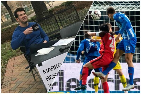 Hertha's eye-opening tweet about Marko Grujic gets Liverpool fans talking…