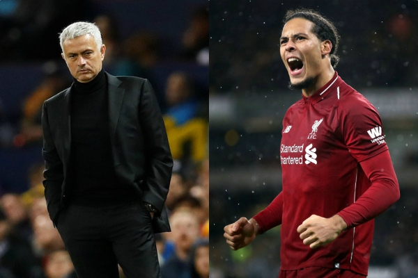 Mourinho's reason for rejecting Van Dijk in 2018 looks all the more ridiculous now
