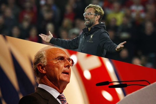 Jurgen Klopp rubbishes claim he should join European giant