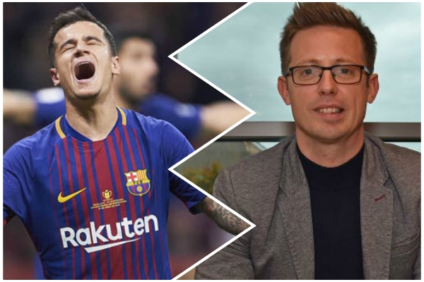 How Michael Edwards had Barca fuming over Coutinho demand