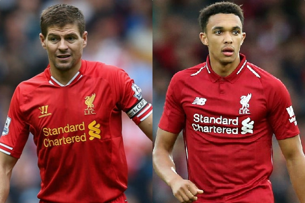 Trent admits Gerrard influence in club allegiance