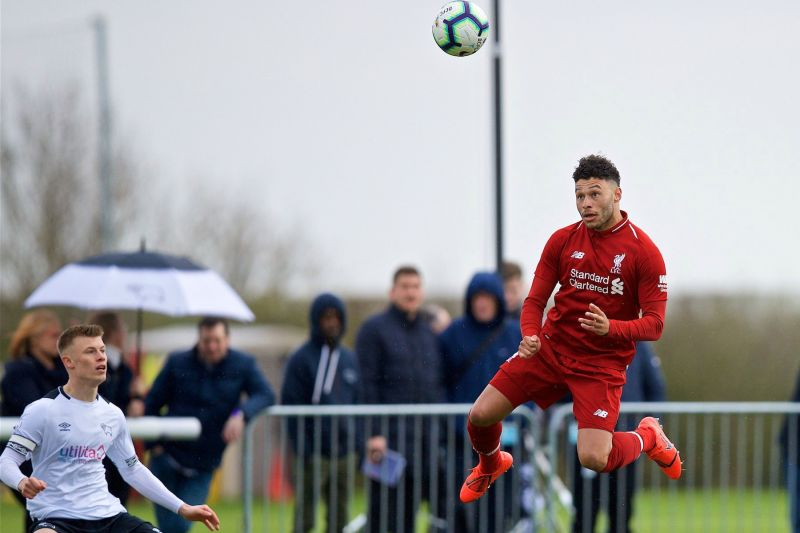 How Oxlade-Chamberlain fared in first LFC game in 11 months
