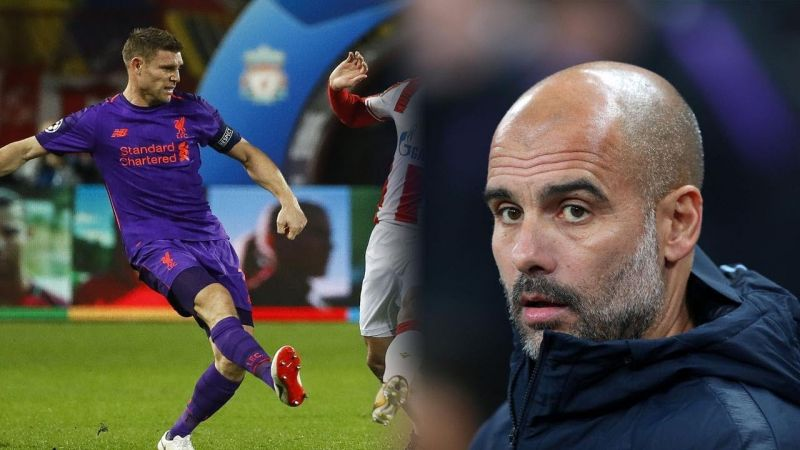 Milner gives excellent, matter of fact response to Guardiola's dig