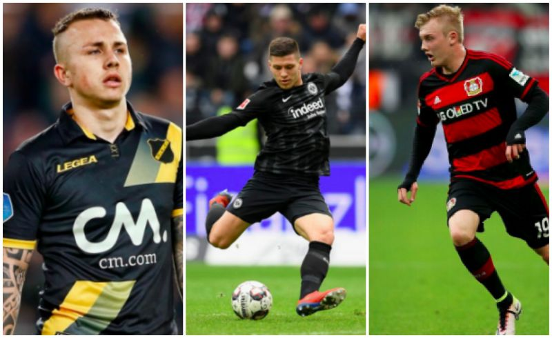 Journo names LFC's perfect summer: Six-Man shortlist with Luka Jovic